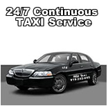 RDU Airport Cab Service from Durham