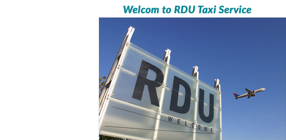 Welcome to RDU Taxi